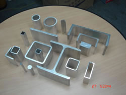 Extruded Aluminum Channels